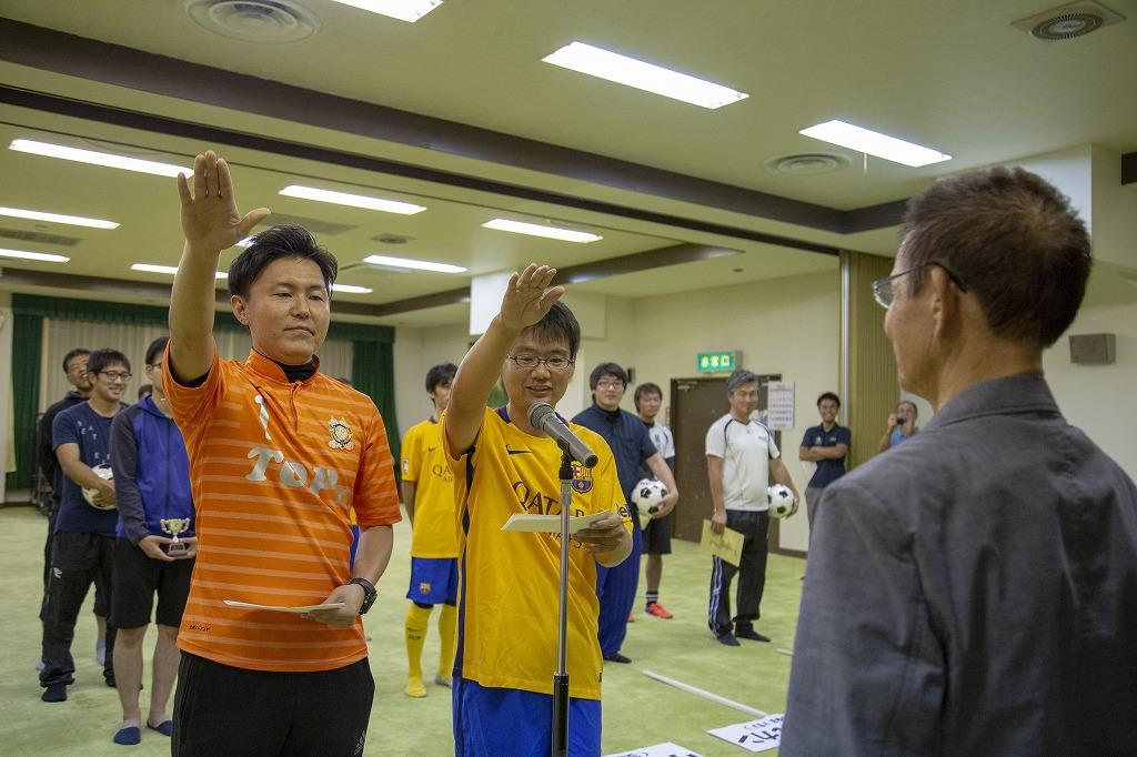 今年も開幕しました!雲南市8人制サッカー『第6回UNNANリーグ』!